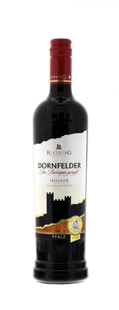 2016, Dornfelder, Rot, Deutschland, Pfalz, Qualitätswein, trocken, Wein