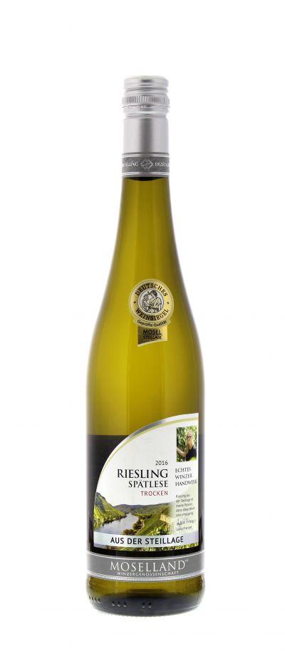 2016, Riesling, Weiß, Deutschland, Mosel, Prädikatswein, trocken, Wein