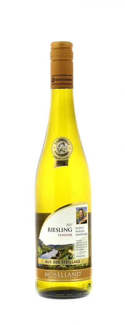 2017, Riesling, Weiß, Deutschland, Mosel, Qualitätswein, feinherb, Wein