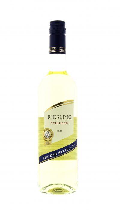 2017, Riesling, Weiß, Deutschland, Nahe, Qualitätswein, feinherb, Wein