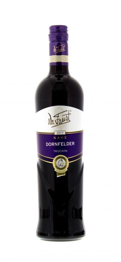 2017, Dornfelder, Rot, Deutschland, Nahe, Qualitätswein, trocken, Wein