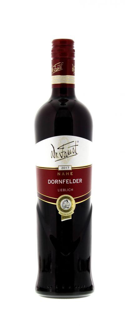 2017, Dornfelder, Rot, Deutschland, Nahe, Qualitätswein, lieblich, Wein