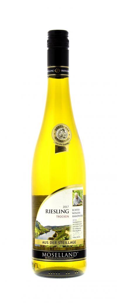 2017, Riesling, Weiß, Deutschland, Mosel, Qualitätswein, trocken, Wein