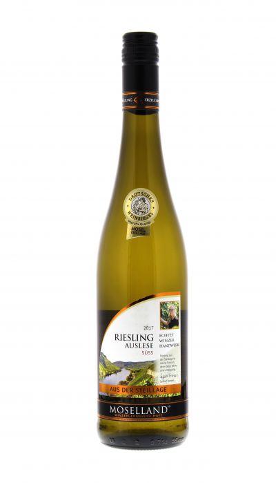 2017, Riesling, Weiß, Deutschland, Mosel, Auslese, süß, Wein