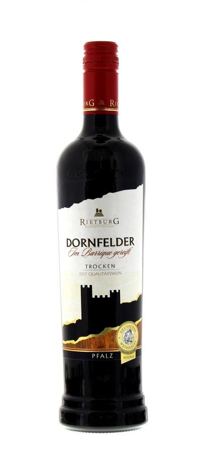 2017, Dornfelder, Rot, Deutschland, Pfalz, Qualitätswein, trocken, Wein