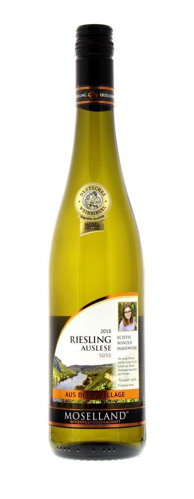 2018, Riesling, Weiß, Deutschland, Mosel, Auslese, süß, Wein
