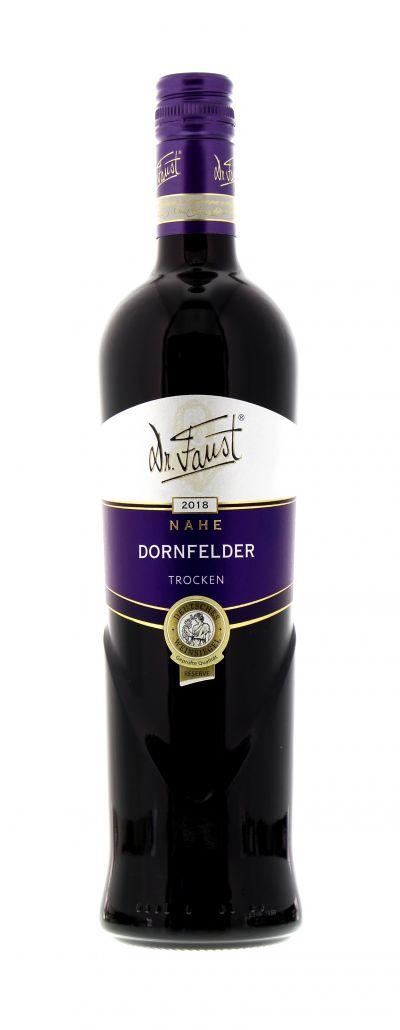 2018, Dornfelder, Rot, Deutschland, Nahe, trocken, Wein