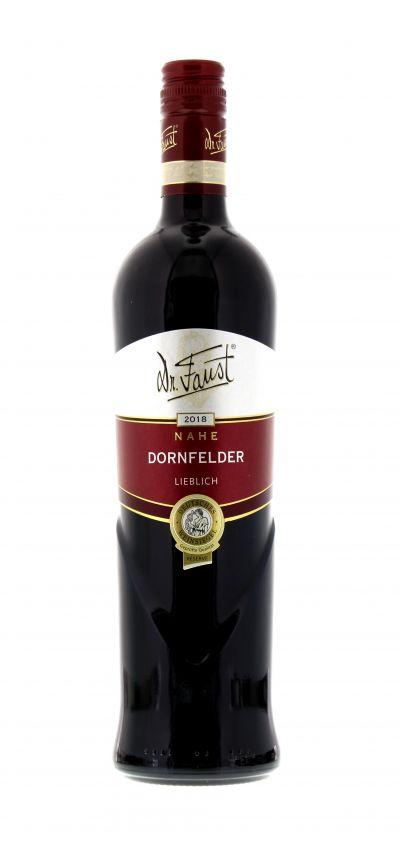2018, Dornfelder, Rot, Deutschland, Nahe, Qualitätswein, lieblich, Wein