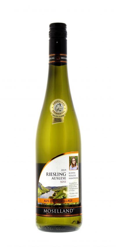 2019, Riesling, Weiß, Deutschland, Mosel, Auslese, süß, Wein