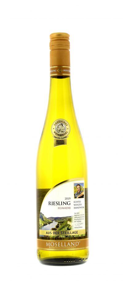 2019, Riesling, Weiß, Deutschland, Mosel, Qualitätswein, feinherb, Wein