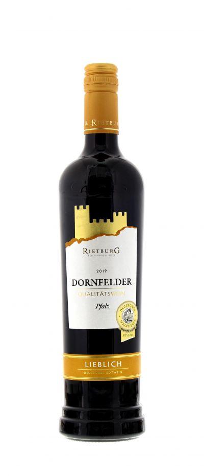 2019, Dornfelder, Rot, Deutschland, Pfalz, Qualitätswein, lieblich, Wein
