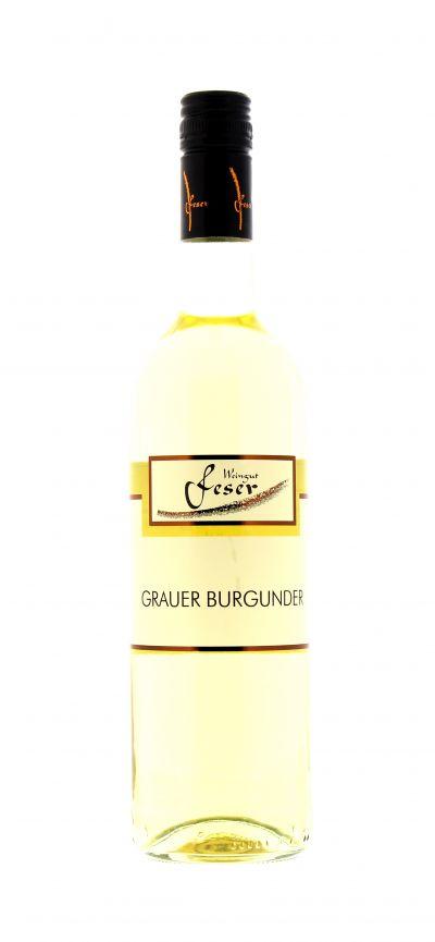 2019, Grauer Burgunder, Weiß, Deutschland, Rheinhessen, Ockenheimer St. Jakobsberg, Spätlese, trocken, Wein