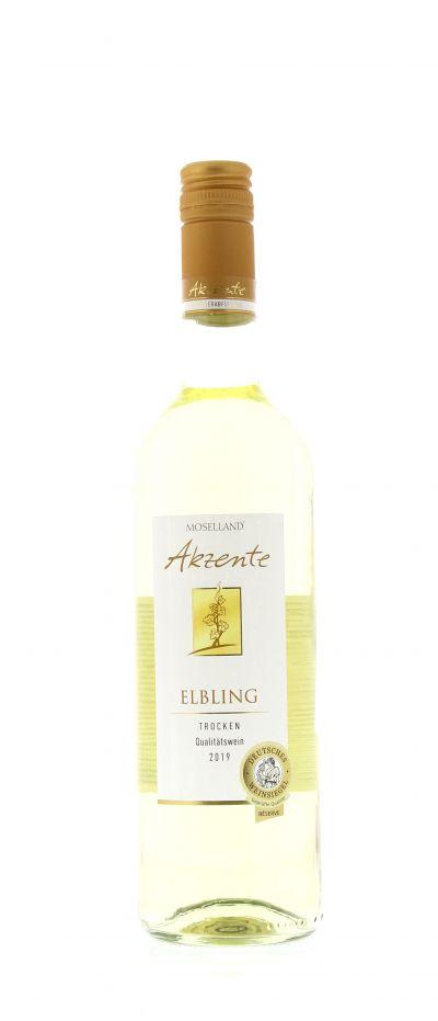 2019, Elbling, Weiß, Deutschland, Mosel, Qualitätswein, trocken, Wein