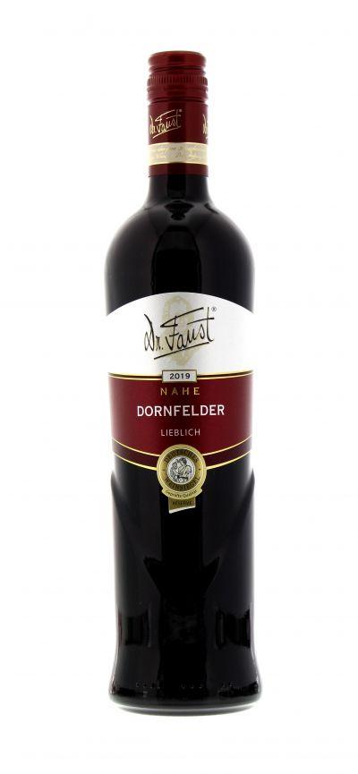 2019, Dornfelder, Rot, Deutschland, Nahe, Qualitätswein, lieblich, Wein
