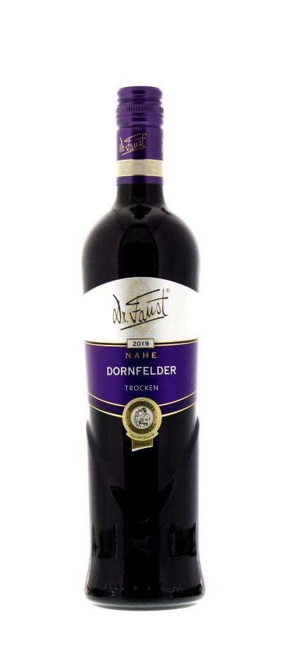 2019, Dornfelder, Rot, Deutschland, Nahe, Qualitätswein, trocken, Wein