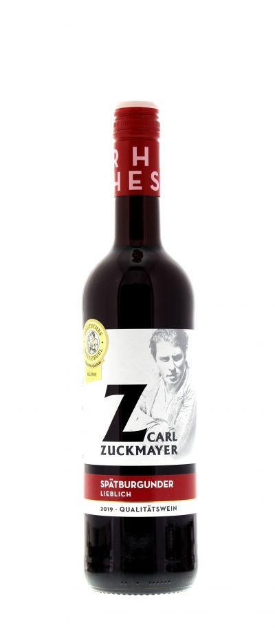 2019, Spätburgunder, Rot, Deutschland, Rheinhessen, Qualitätswein, lieblich, Wein