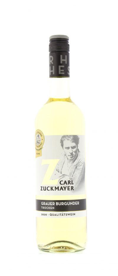2020, Grauer Burgunder, Weiß, Deutschland, Rheinhessen, Qualitätswein, trocken, Wein