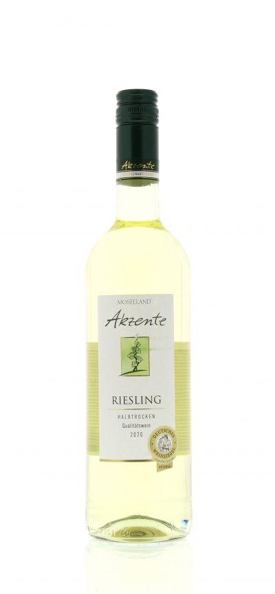 2020, Riesling, Weiß, Deutschland, Mosel, Qualitätswein, halbtrocken, Wein