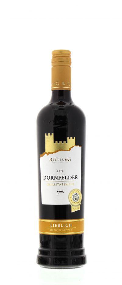 2020, Dornfelder, Rot, Deutschland, Pfalz, Qualitätswein, lieblich, Wein