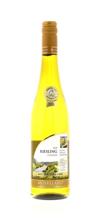 2020, Riesling, Weiß, Deutschland, Mosel, Qualitätswein, feinherb, Wein