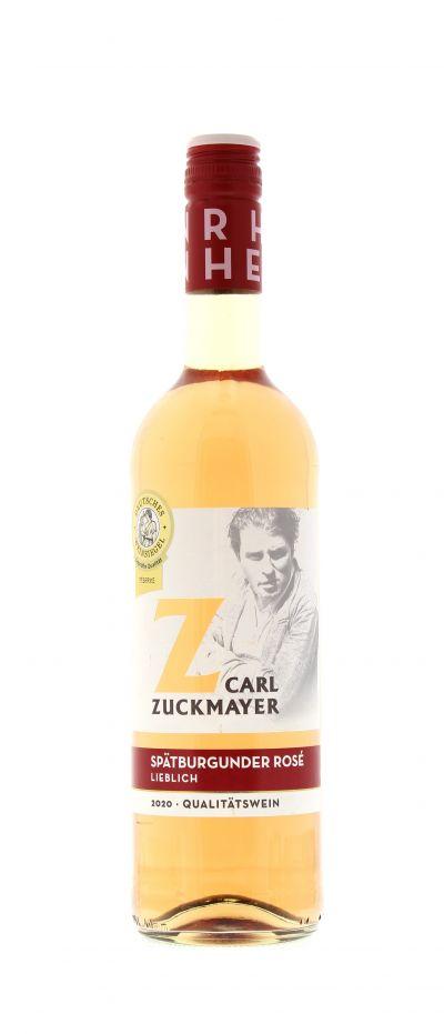 2020, Spätburgunder, Rosé, Deutschland, Rheinhessen, Qualitätswein, lieblich, Wein