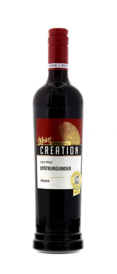 2020, Spätburgunder, Rot, Deutschland, Pfalz, Qualitätswein, trocken, Wein