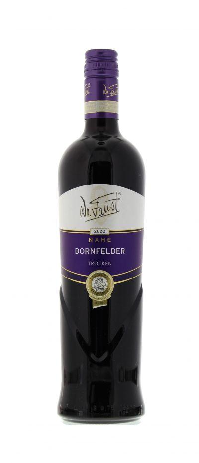 2020, Dornfelder, Rot, Deutschland, Nahe, Qualitätswein, trocken, Wein