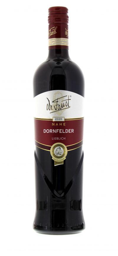 2020, Dornfelder, Rot, Deutschland, Nahe, Qualitätswein, lieblich, Wein